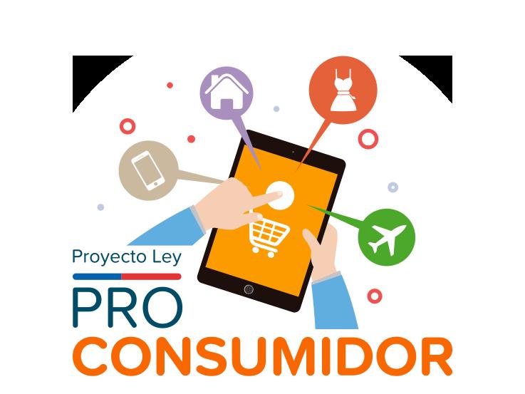 Logo Proyecto de Ley Pro Consumidor