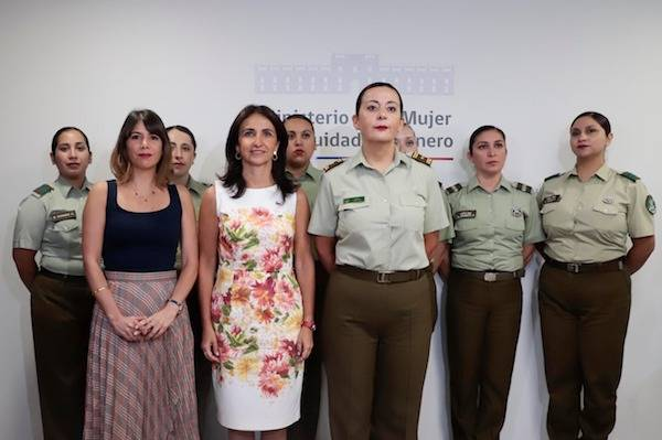 Autoridades de Gobierno se reúnen para abordar medidas de seguridad para conmemoración del Día Internacional de la Mujer