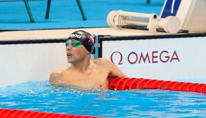 Nadador paralímpico Alberto Abarza es elegido como Premio Nacional del Deporte 2018