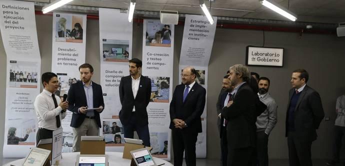 Ministros Moreno y Blumel dieron a conocer los detalles de cómo se creó el programa Clase Media Protegida