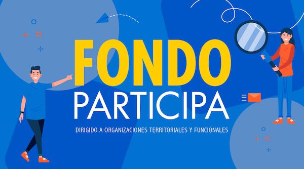 Fondo Participa 2020: Hasta el 23 de febrero se puede postular a concurso que apoya el desarrollo de proyectos con enfoque juvenil