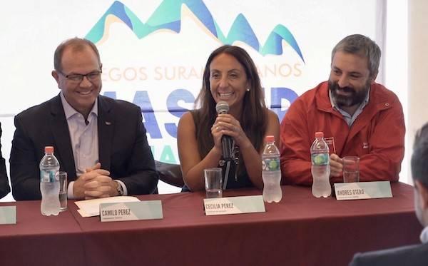 Chile recibirá la primera versión de los Juegos Suramericanos Máster ODESUR