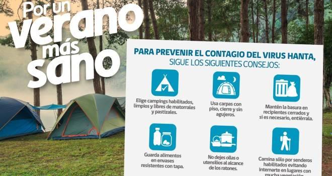 """Ministerio de Salud presenta campaña """"Por un verano más sano"""