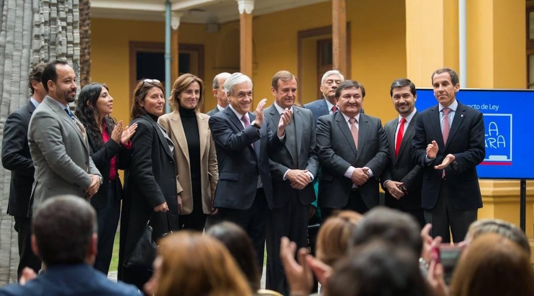 """Gobierno envía al Congreso Proyecto de Ley """"Aula Segura"""""""