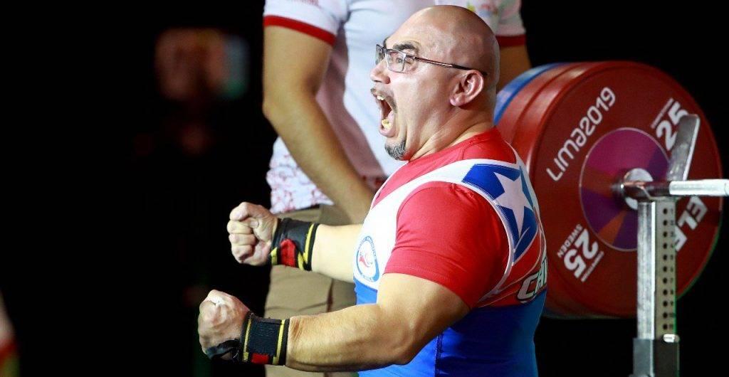 Viernes soñado en el paralimpismo: Dettoni, Flores y Garrido logran medallas de oro en sus disciplinas
