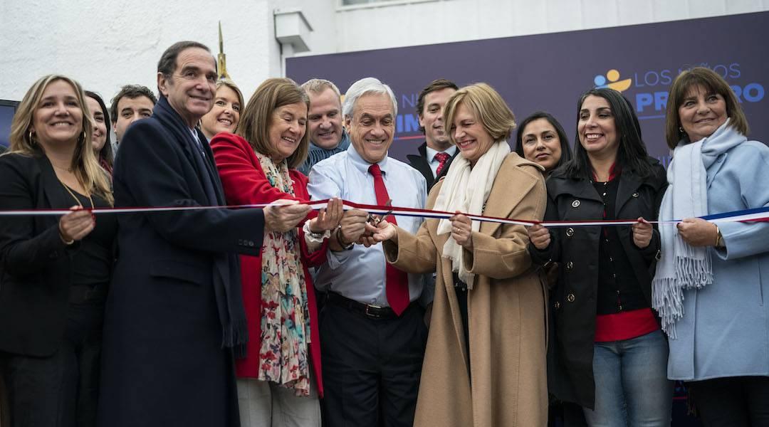 Presidente Piñera inaugura la primera Residencia de Alta Especialidad del nuevo Modelo de Protección a la Niñez