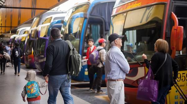 Ministerio de Transportes inicia fiscalización a buses y llama a usuarios a revisar ranking de infracciones antes de viajar en Fiestas Patrias