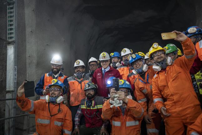 Resultado de imagen para chilena de cobre (CODELCO), gob