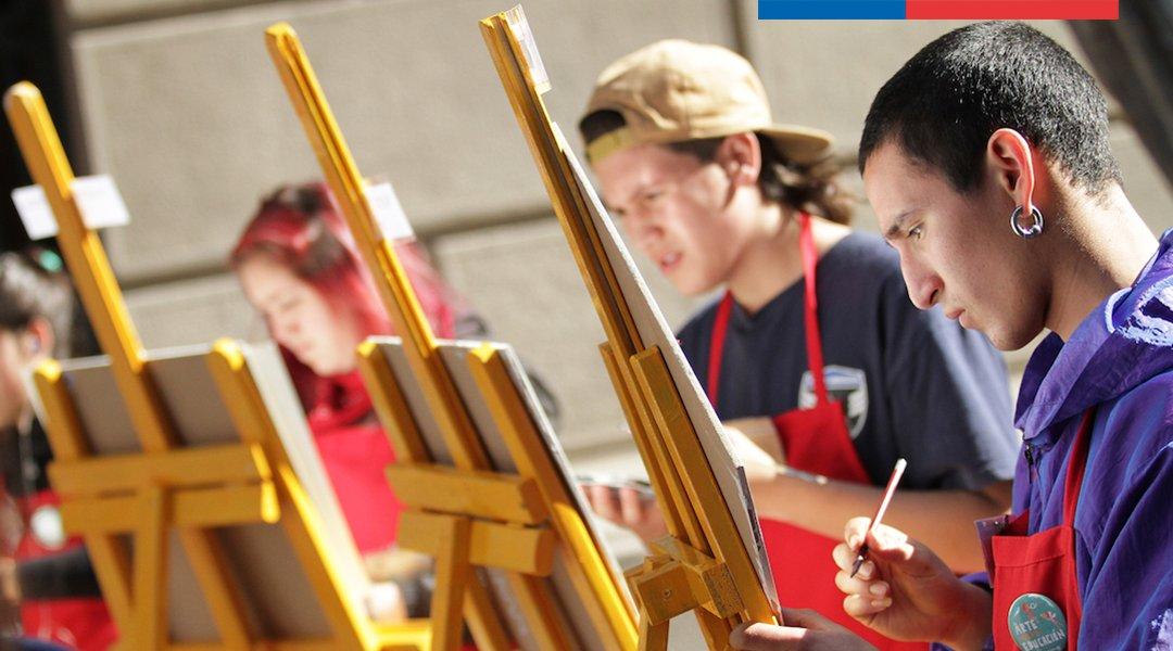 Convocan a instituciones educativas y culturales a postular al Fondo de Fomento al Arte en la Educación 2019