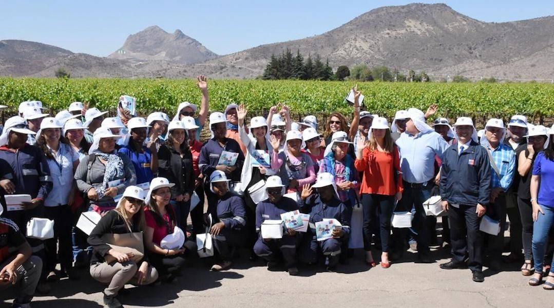 Ministerio de Salud lanzó la Campaña de Trabajo Agrícola 2018