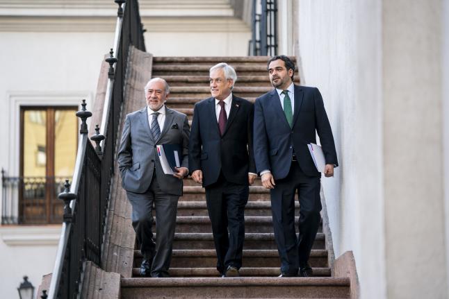Presidente Piñera valora aprobación de modernización tributaria en la Cámara de Diputados