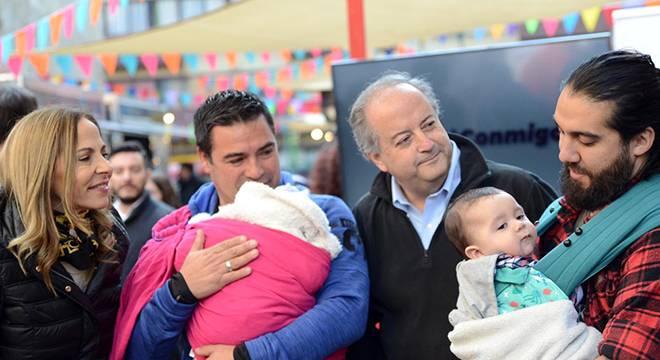 Campaña #PapáConmigo busca fomentar las responsabilidades compartidas en el cuidado de los hijos