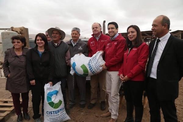 Ministro Walker llega a la región de Atacama para declarar zona de emergencia agrícola ante complejo escenario de escasez hídrica