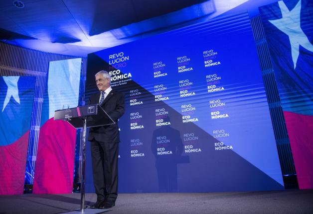 Presidente Piñera promueve medidas para dinamizar la economía e impulsar el desarrollo