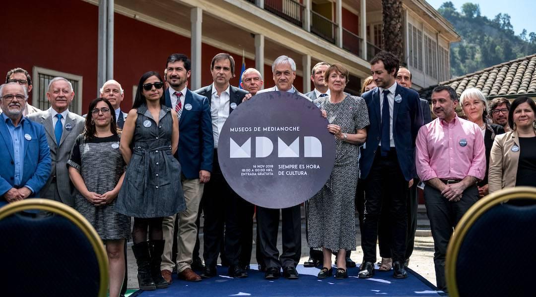 Más de 150 espacios culturales abren esta noche sus puertas en los Museos de Medianoche 2018