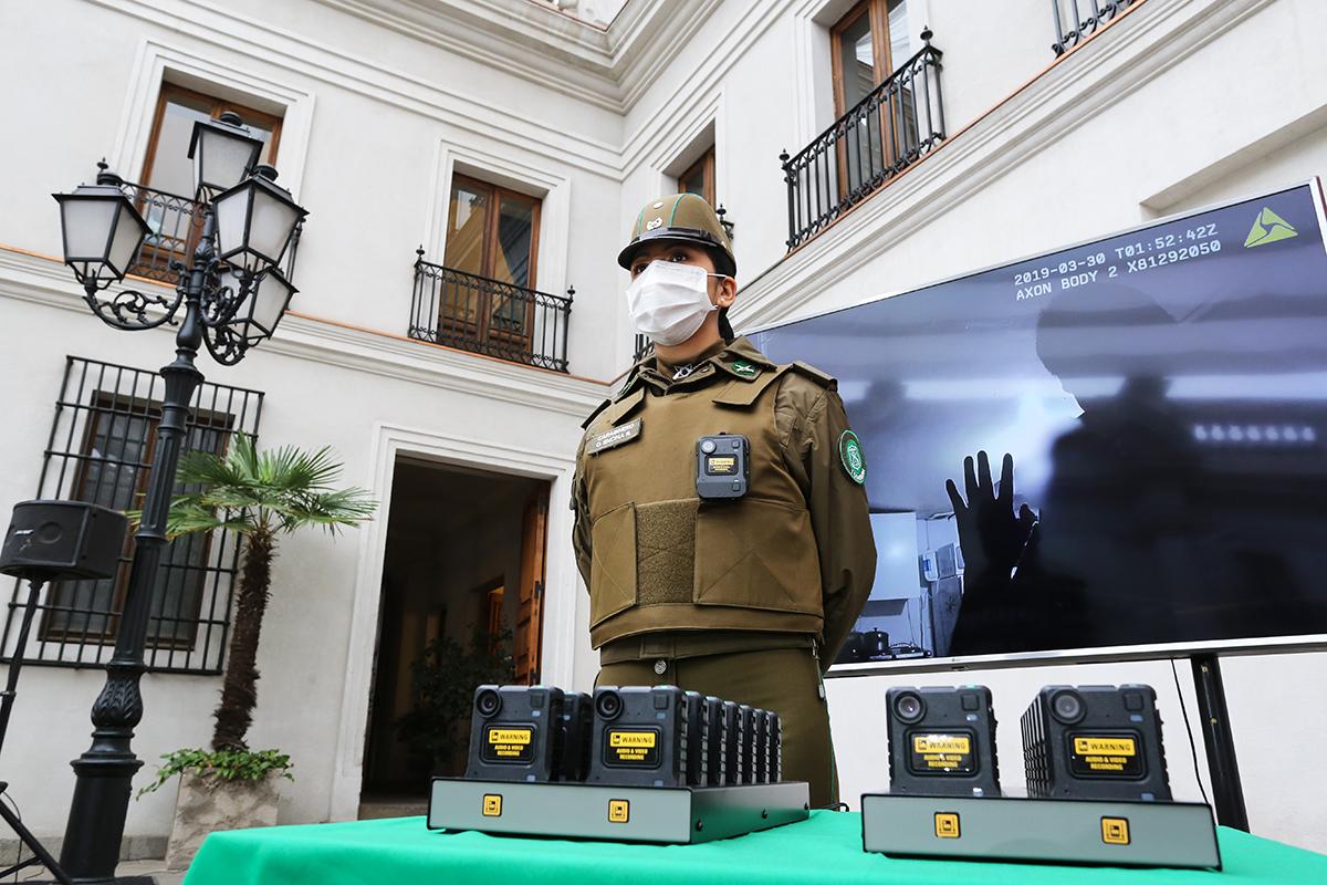 Nuevas tecnologias policiales