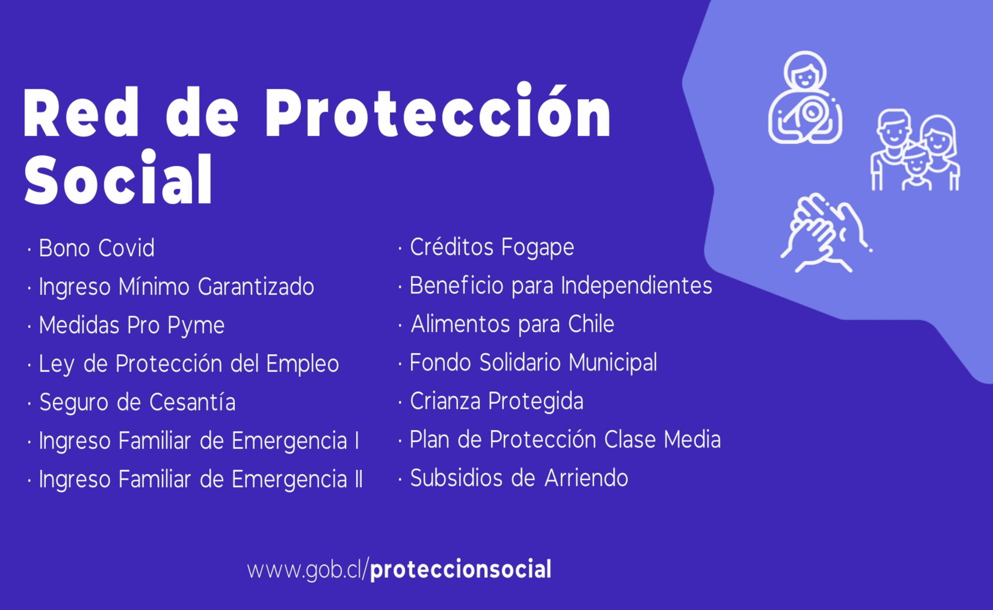 red de proteccion social